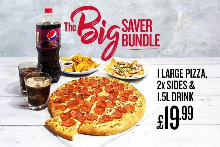 Pizza Hut Leamington Spa Delivery Pizza Deals Order